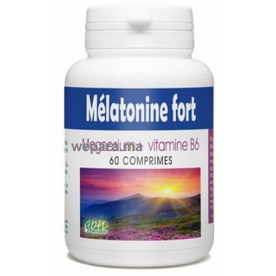 gph diffusion melatonine fort 1 8 mg magnesium et vitamine b6 bsn pharma. Black Bedroom Furniture Sets. Home Design Ideas
